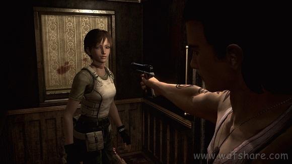 Resident Evil 0 HD Remaster Full Setup