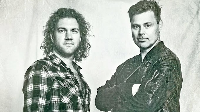 Simon Andersson collaborates with Swedish DJ Sir Duke 'Together'