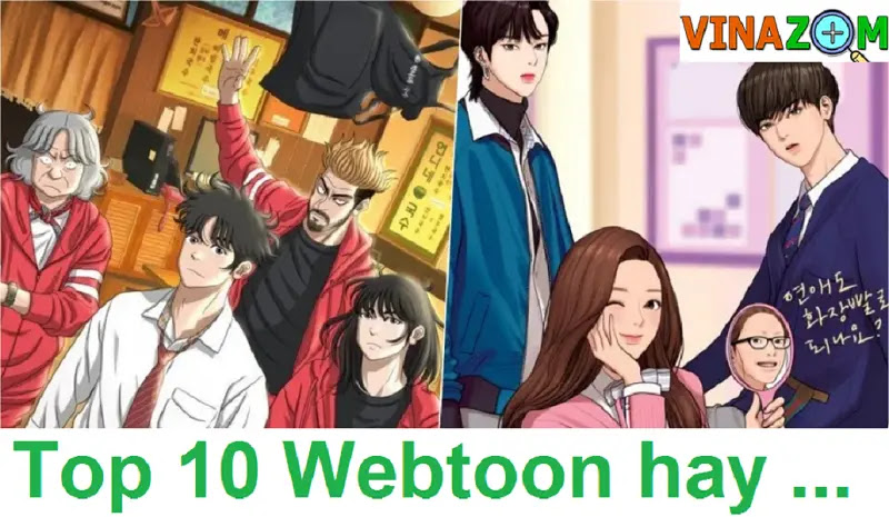 webtoon hay nhất tiếng Việt