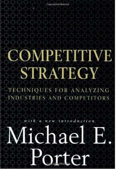 Competitive Strategy- Chiến lược cạnh tranh