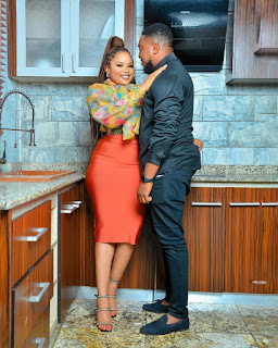 Nollywood Actor Nosa Rex And Wife Celebrate Their 5th Wedding Anniversary (PHOTOS)