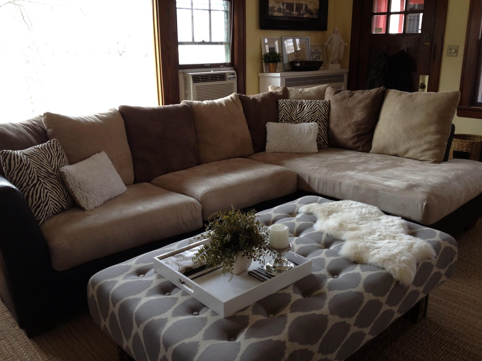 Inside Out Design Diy Couch Re Cover Photos