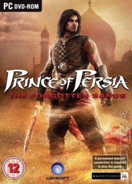 تحميل لعبة prince of Persia The Forgotten Sands كاملة تورنت