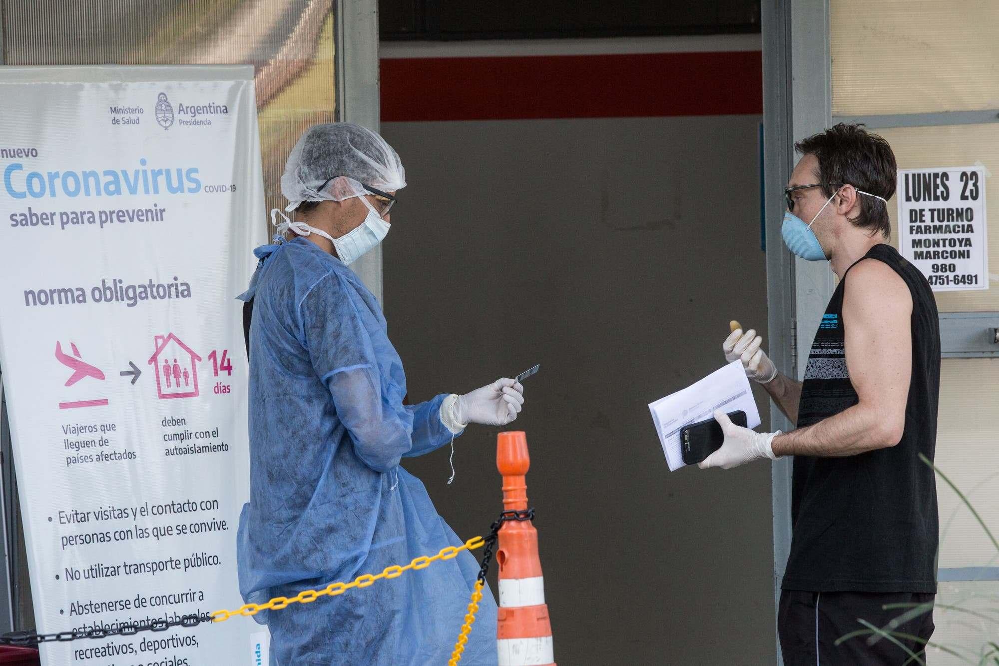 Argentina llegó a los dos millones de casos de coronavirus