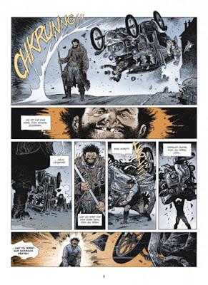 Review de Aristophania Vol.1 El reino de Azur, de Xavier Dorison y Joël Parnotte - Panini Comics