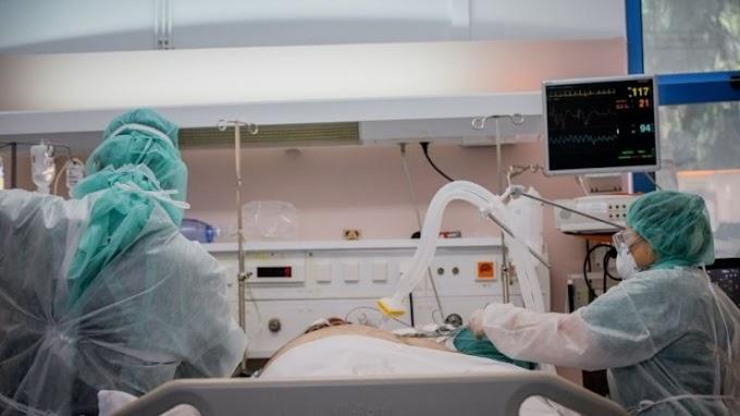 Στα ύψη οι διασωληνωμένοι, 406 στις ΜΕΘ - 30 θάνατοι και 1.176 νέα κρούσματα