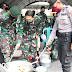 Danrem Tinjau Kesiapsiagaan Dapur lapangan TNI-Polri Wilayah Boyolali