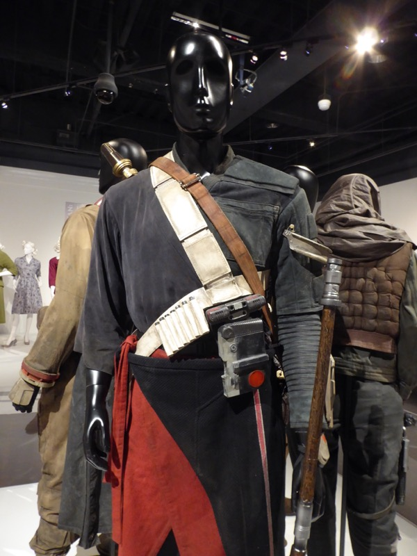 Chirrut Imwe Rogue One movie costume