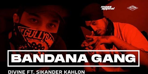 Bandana Gang Lyrics - Divine