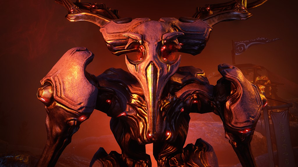 DIGITAL EXTREMES RAISED THE CURTAIN FOR WARFRAME PLAYERS AT TENNOCON 2021
