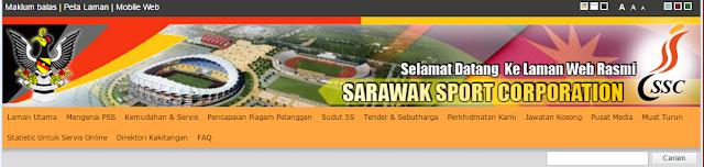 Rasmi - Jawatan Kosong (PSS) Perbadanan Sukan Sarawak Terkini 2019