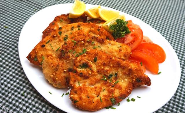 ESCALOPES  😋🥩 de pollo 🥩😋 CROCANTI  (los más súper crujientes)