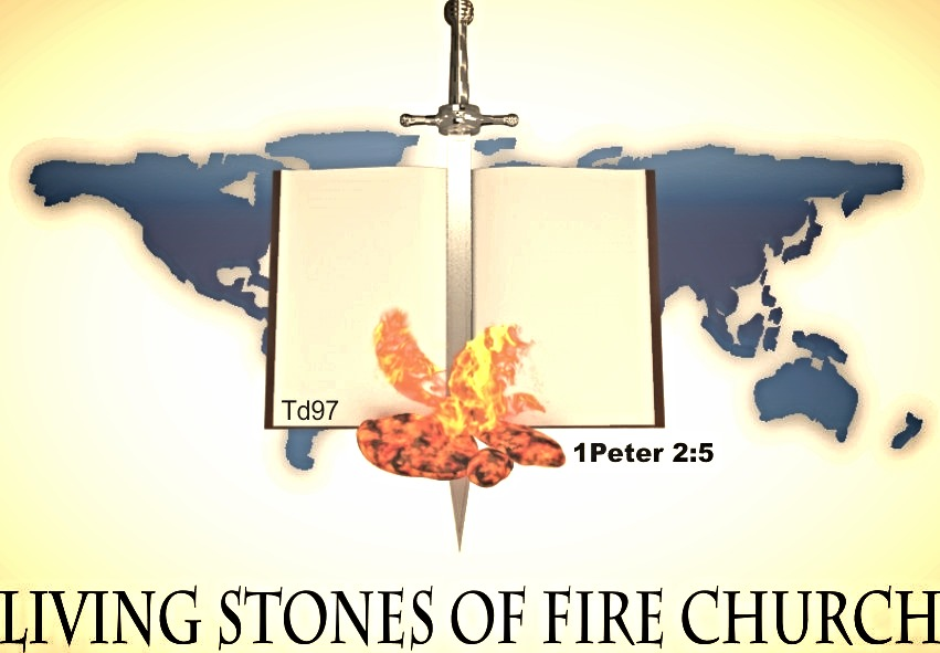 Igreja Living Stones of Fire - Indiana - USA