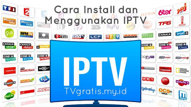 Cara Install Aplikasi IPTV di Android