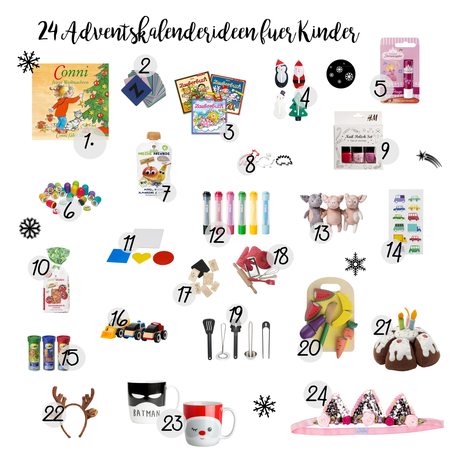 momlife 24 adventskalenderideen f r kinder. Black Bedroom Furniture Sets. Home Design Ideas