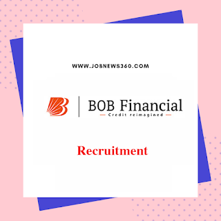 BOB Financial Recruitment 2019 for Sales Manager, HR Manager, Business Lead