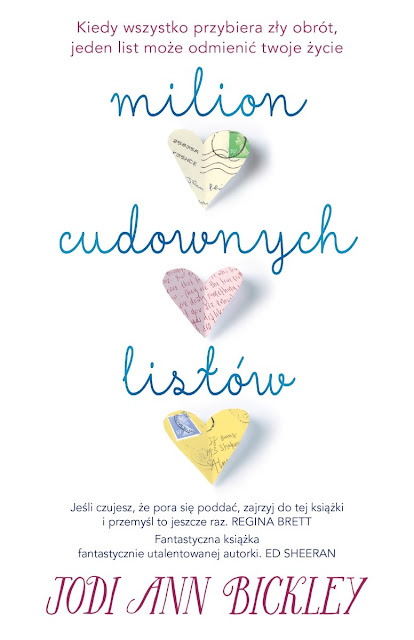 Milion cudownych listów - Jodi Ann Bickley