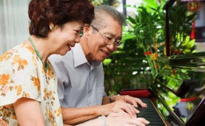Terapi Musik Dapat Membantu Penderita Demensia