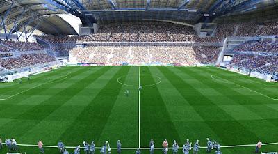 PES 2021 INEA Stadium