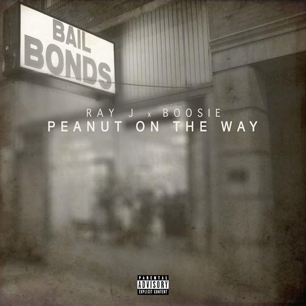 Ray J & Boosie - Peanut on the Way - Single Cover