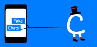 تطبيق تزوير محادثات فيسبوك ، واتساب ، تويتر ... للأندرويد