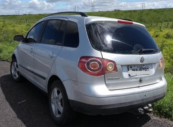 Militares do 9º Batalhão da PM recuperam veículo roubado em Delmiro Gouveia