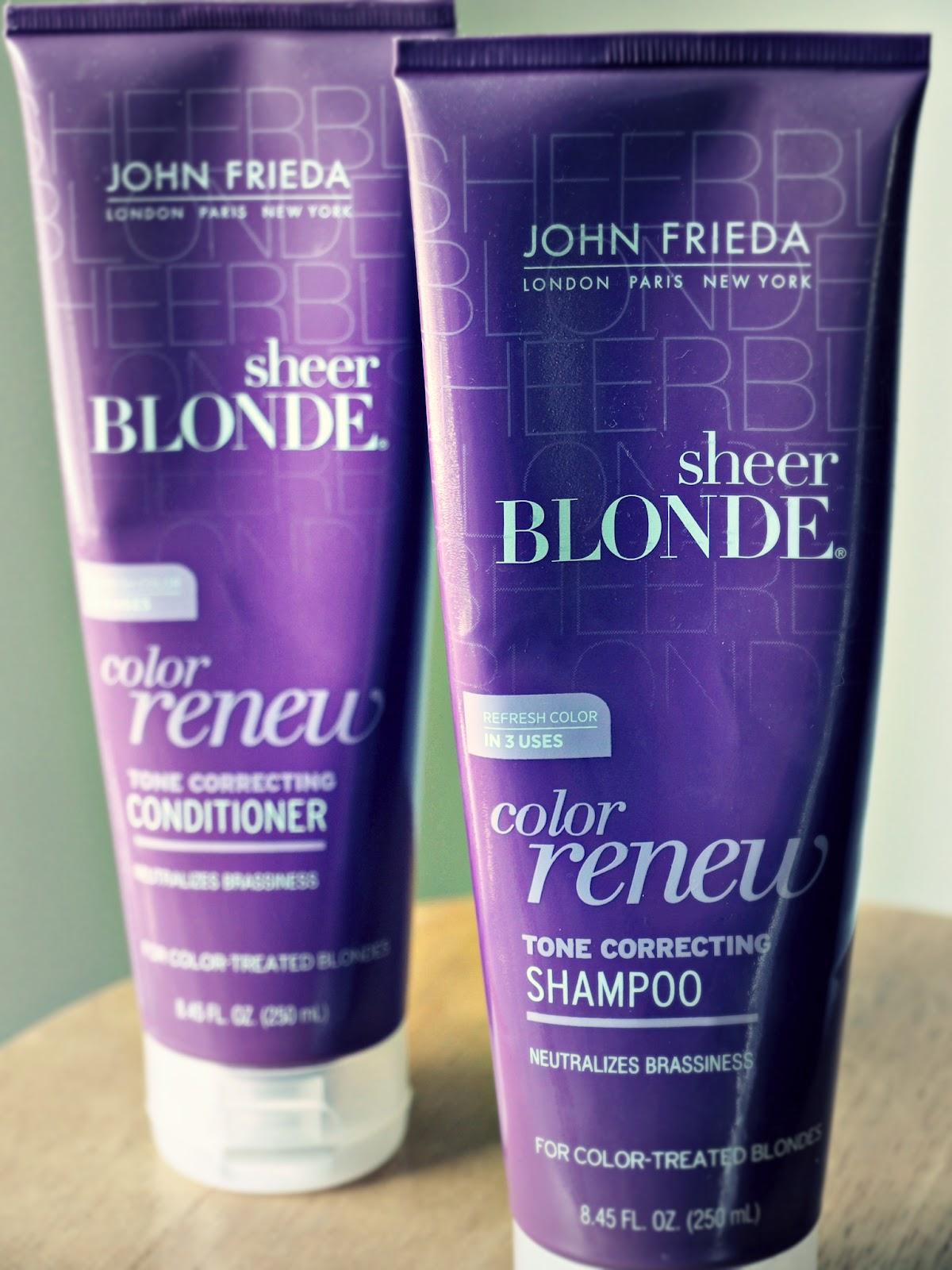 John Frieda Blonde Ambition 100