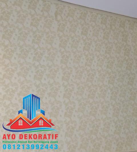 jasa-cat-motif-wallpaper:-[Bekasi,-Jakarta,-Bogor,-Depok,-Tangerang]