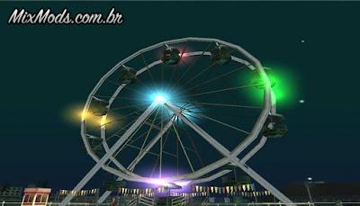 mod ferris wheel lights