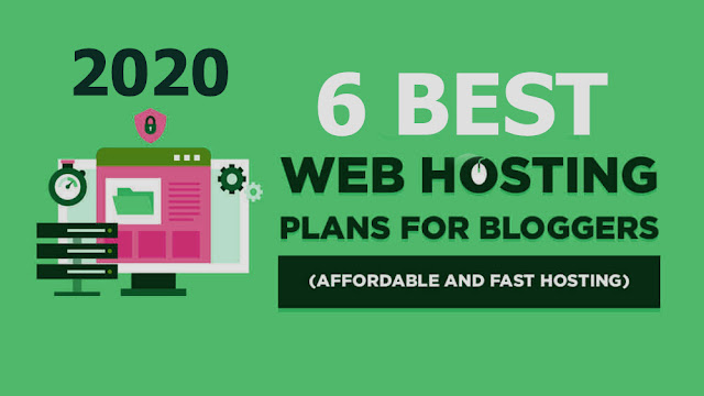 6 Best Web Hosting Services for Bloggers in 2020 - QasimTricks.com