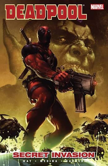 Cómics de Deadpool