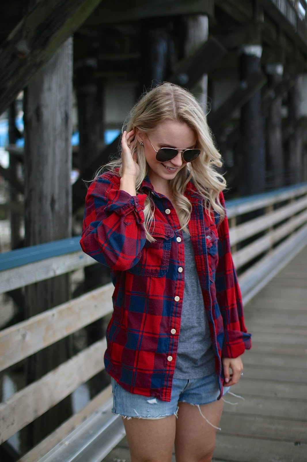 outfit ideas for plaid