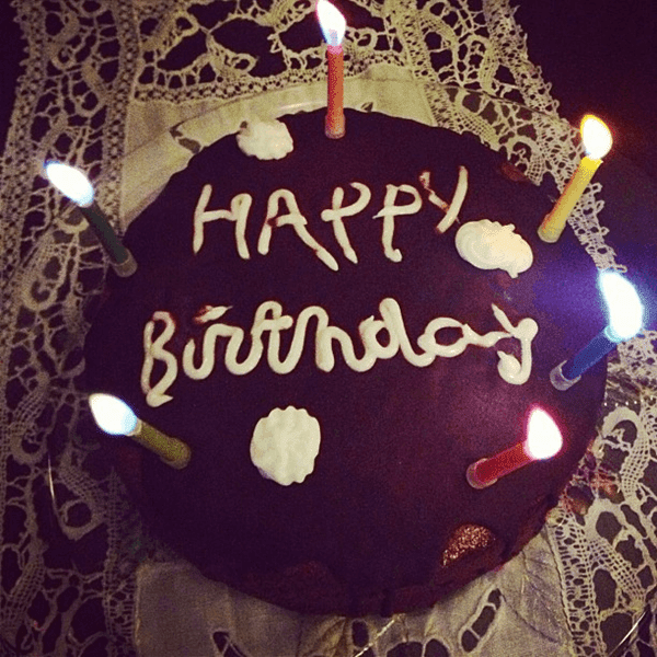 Birthday Cake Sweet Sis