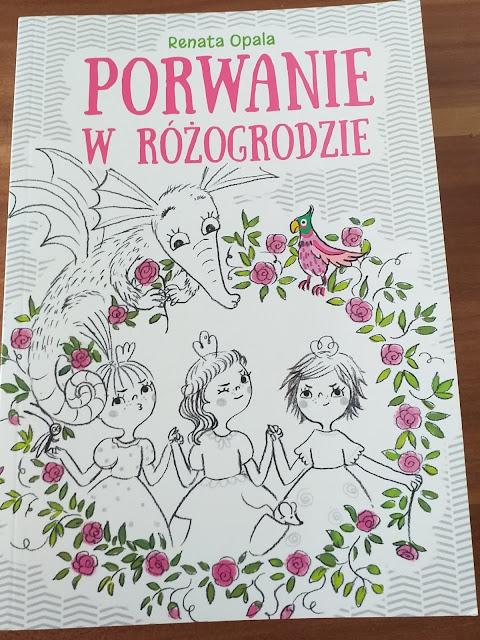 Porwanie w Różogrodzie-recenzja książki