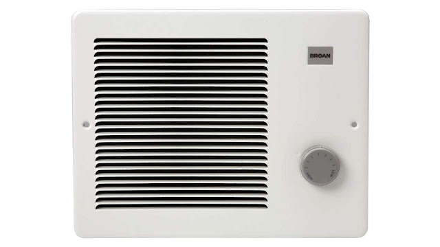 Broan-NuTone 174 Painted Grille Wall Heater