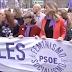 El PSOE se posiciona contra la teoría queer que borra a las mujeres