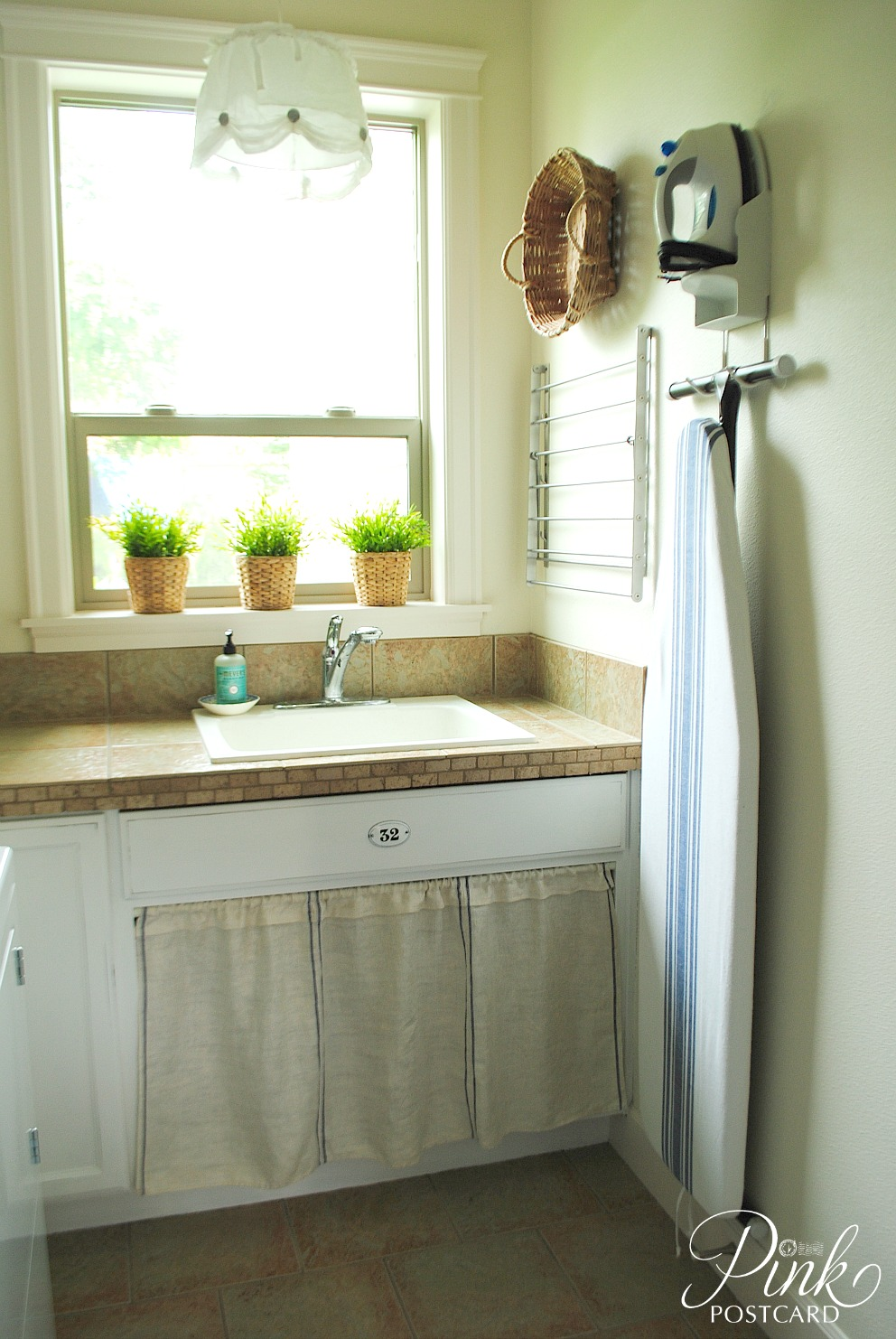Farmhouse Laundry Room Reveal Noble Vintage