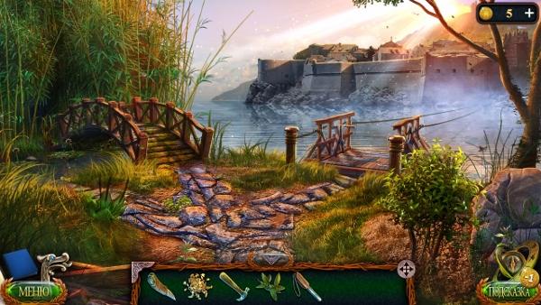 переправа готова к переходу в новую локацию в игре затерянные земли 4 скиталец