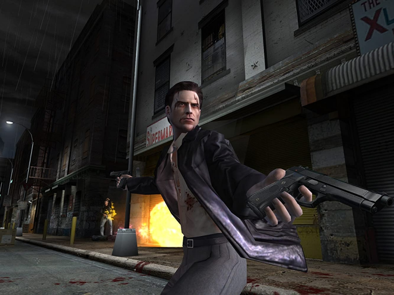 Download Max Payne 2 Free Full Game For PC