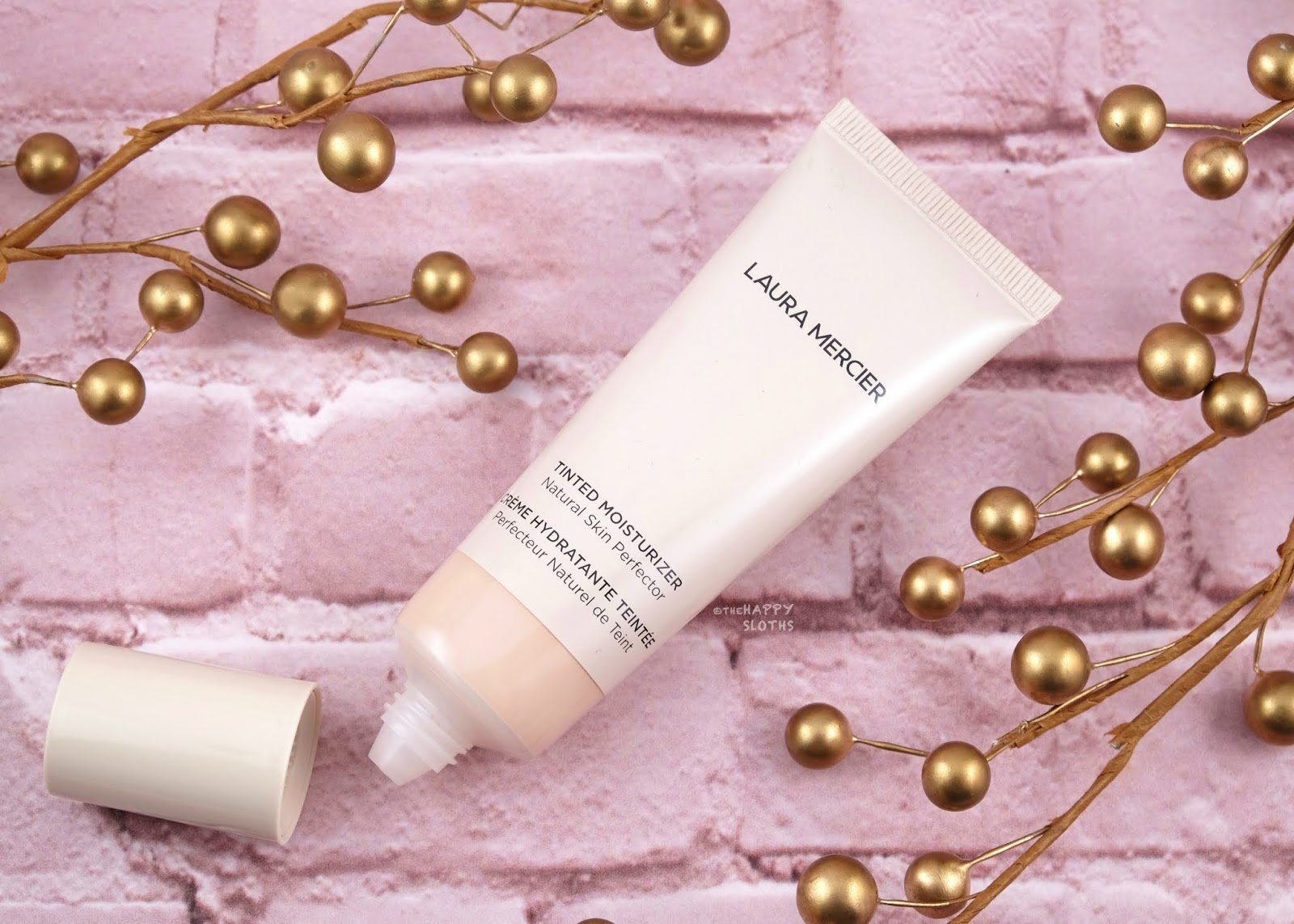 Laura Mercier | Tinted Moisturizer Natural Skin Perfector: Review and Swatches