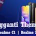 3 Cara mengganti Tema pada Ponsel Realme C1, Realme 2, Realme 2 Pro, Realme U1