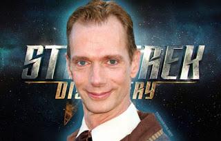 Doug Jones interpreta il Tenente Saru nella nuova serie Star Trek Discovery - TG TREK: Notizie, Novità, News da Star Trek