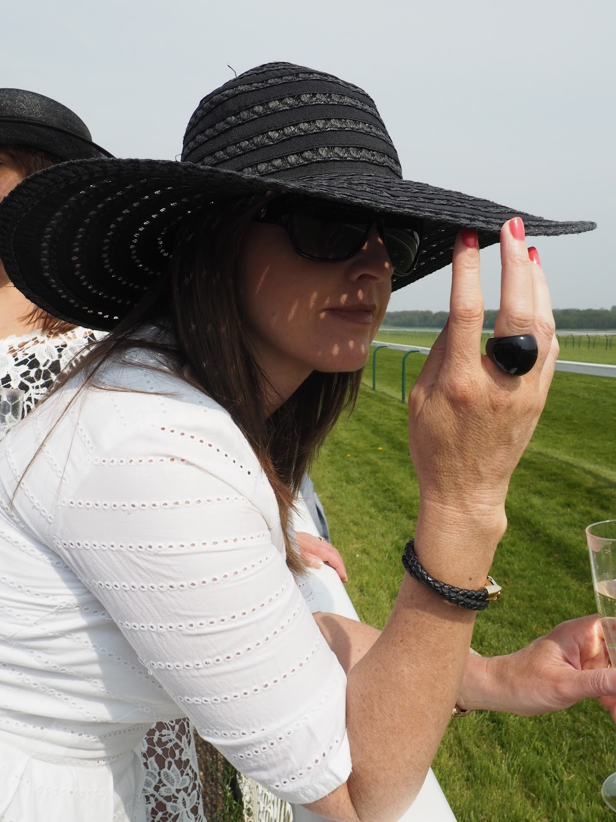 Nottingham racecourse Ladies Day horseracing