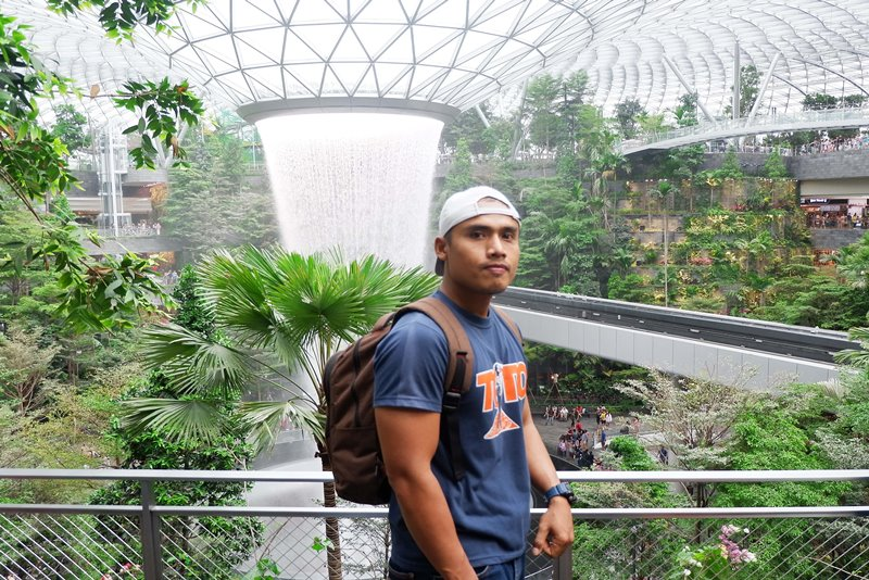 Transiting Guide at Singapore Changi Airport while Pandemic (Covid19)