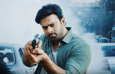 Saaho Teaser Out