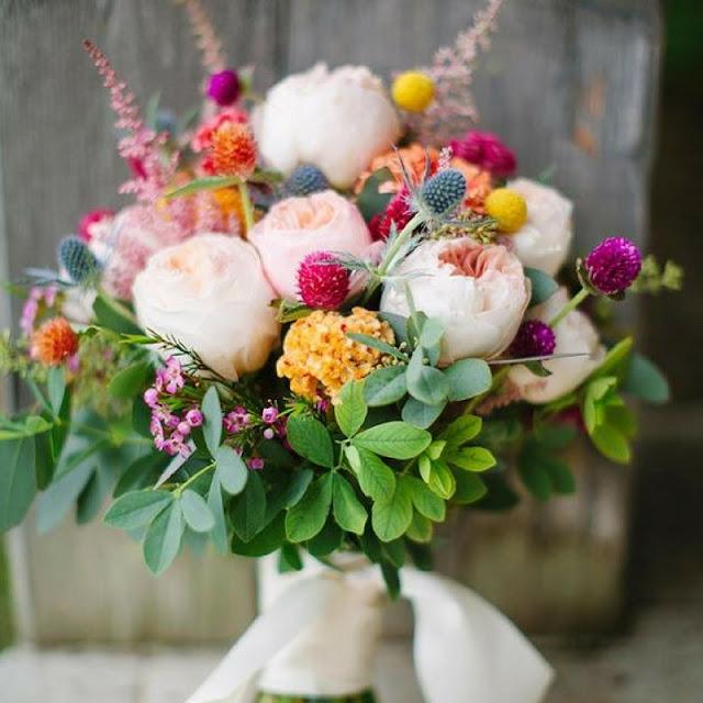 rustykalny bukiet ślubny, rustykalne dekoracje, rustykalne wesele