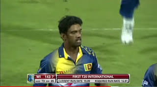 Sri Lanka vs West Indies 1st T20I 2015 Highlights