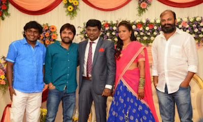 Thagubothu Ramesh Wedding reception photos06