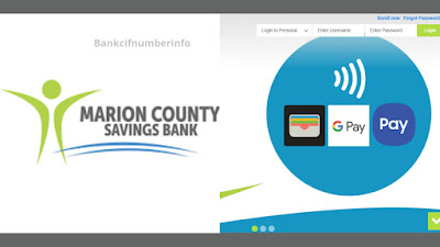 Marion County Savings Online Banking