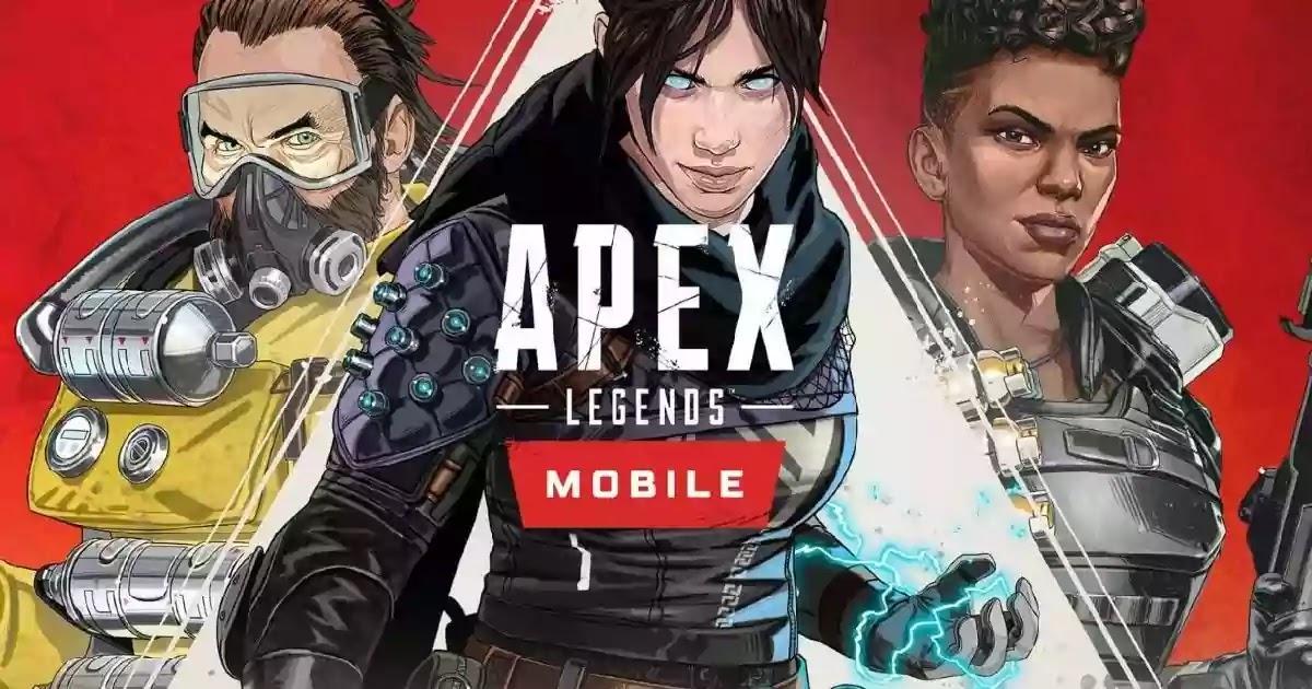 Apex Legends Mobile Pre-registration Start